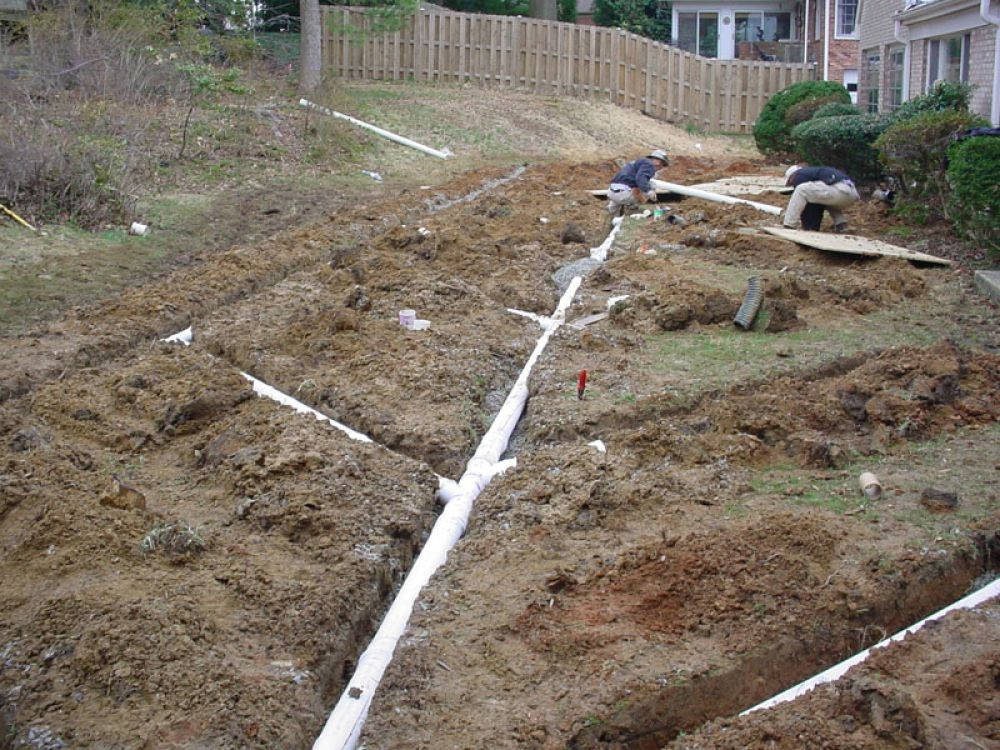 Drainage Work Hilberg Contracting Llc 973 957 0666
